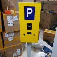 Tủ Máy phát thẻ tự động cho bãi xe thông minh LH001